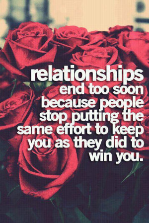 sad quotes about relationships ending quotes quote relationships sad ...