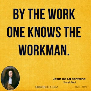 Jean de La Fontaine Art Quotes
