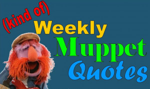 Kind of) Weekly Muppet Quotes Spotlight: Floyd Pepper