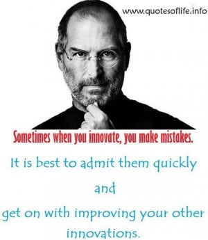 quotes about admitting mistakes