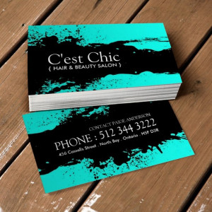 Hair Stylist Business Card Quotes Hair Stylist Business