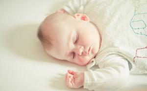 Cute Sleeping Baby