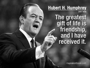 Hubert-H-Humphrey-Friendship-Quotes
