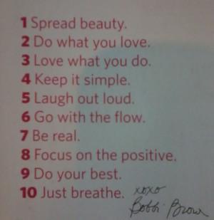 Bobbi Brown quote