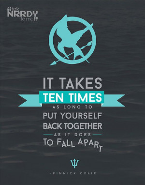 Hunger Games Series Finnick Odair Quote by TalkNrrdyToMe on Etsy, $8 ...