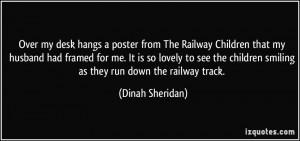 More Dinah Sheridan Quotes
