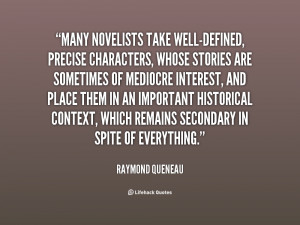 Quotes by Raymond Queneau