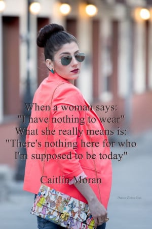 16 caitlin moran 682x1024 Fashion Quotes