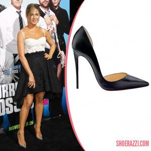 Jennifer Aniston Horrible Bosses 2 Leather