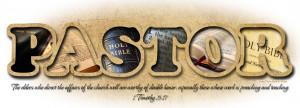 Pastor Appreciation Graphics by UponThisRock.com