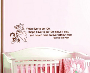 winnie the pooh wall art quotes wall stickers wall decals wall
