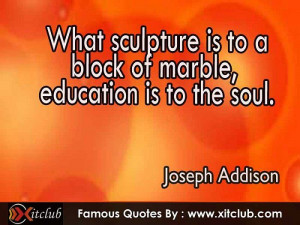 15 Most Famous #quotes By Joseph Addison