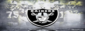 Oakland Raiders Football Nfl 15 Facebook Cover
