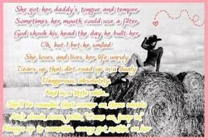 Redneck girl love quotes