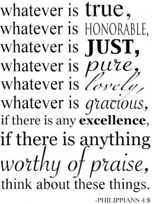 philippians # philippians 4 8 # bible quote # bible passage #