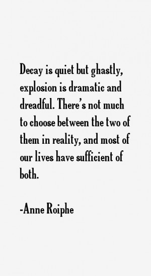 View All Anne Roiphe Quotes