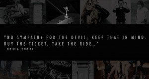 Sympathy For The Devil Keep...