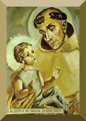 Saint Quote: Saint Albert of Trapani