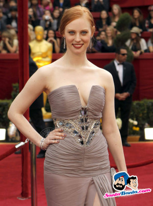 Actress Deborah Ann Woll from the television show `True Blood` arrives ...