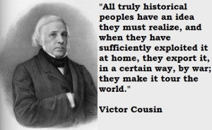 Victor cousin famous quotes 5