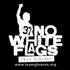 Steve Gleason ... No more white flags
