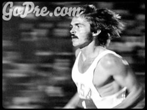 Steve Prefontaine Running