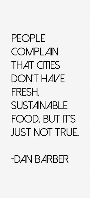 People complain that cities don't have fresh, sustainable food, but it ...