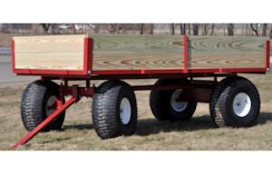 Wheel ATV Wagons