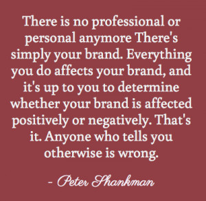 ... .com/you-have-one-brand--not-personal-or-professional/article/236617