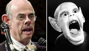 Henry Waxman (D-Ca)- Feeling REAL Pressure From a Political Novice