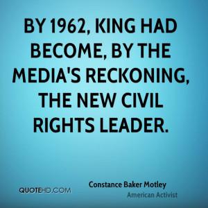 Constance Baker Motley Quotes