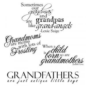 Quotes - Grandparents