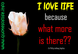 Anthony Hopkins Quotes