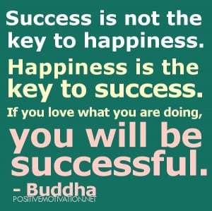BUDDHA QUOTES ABOUT SUCCESS