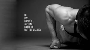 ... Download Wallpapers Motivation Man Pushups Muscle Ch B Men Widescreen