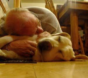 Grief Therapy of the Four-Legged Variety