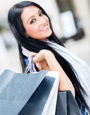 Funny Quotes About Women And Shopping Famous women said memorable
