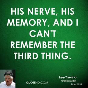 Nerve Quotes