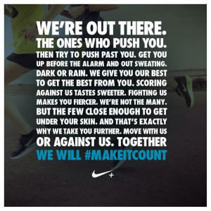 Nike Quote