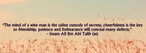 Related Image with Hazrat Imam Ali Ibn E Abi Talib Ra Spiritual Quotes