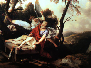 Fear and Trembling - The Story of Abraham and Isaac