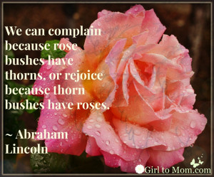 Inspirational Quotes About Roses