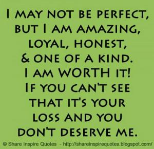 You Dont Deserve Me Quotes. QuotesGram