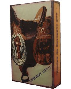 Saddle Up Spiritile by #HoustonLlew includes the quote: