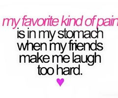 Laughing With Friends Quotes