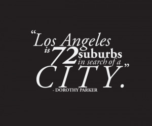 LOS ANGELES QUOTES – TYPOGRAPHY LAYOUT 2