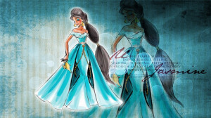 Walt Disney Princess Jasmine HD Wallpapers
