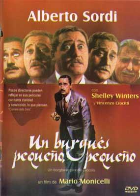 ... mario monicelli argumento novela de vincenzo cerami guión mario