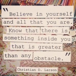 Motivation for Mid-Semester