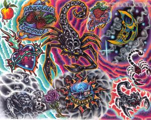 Downloadscorpion Tattoo
